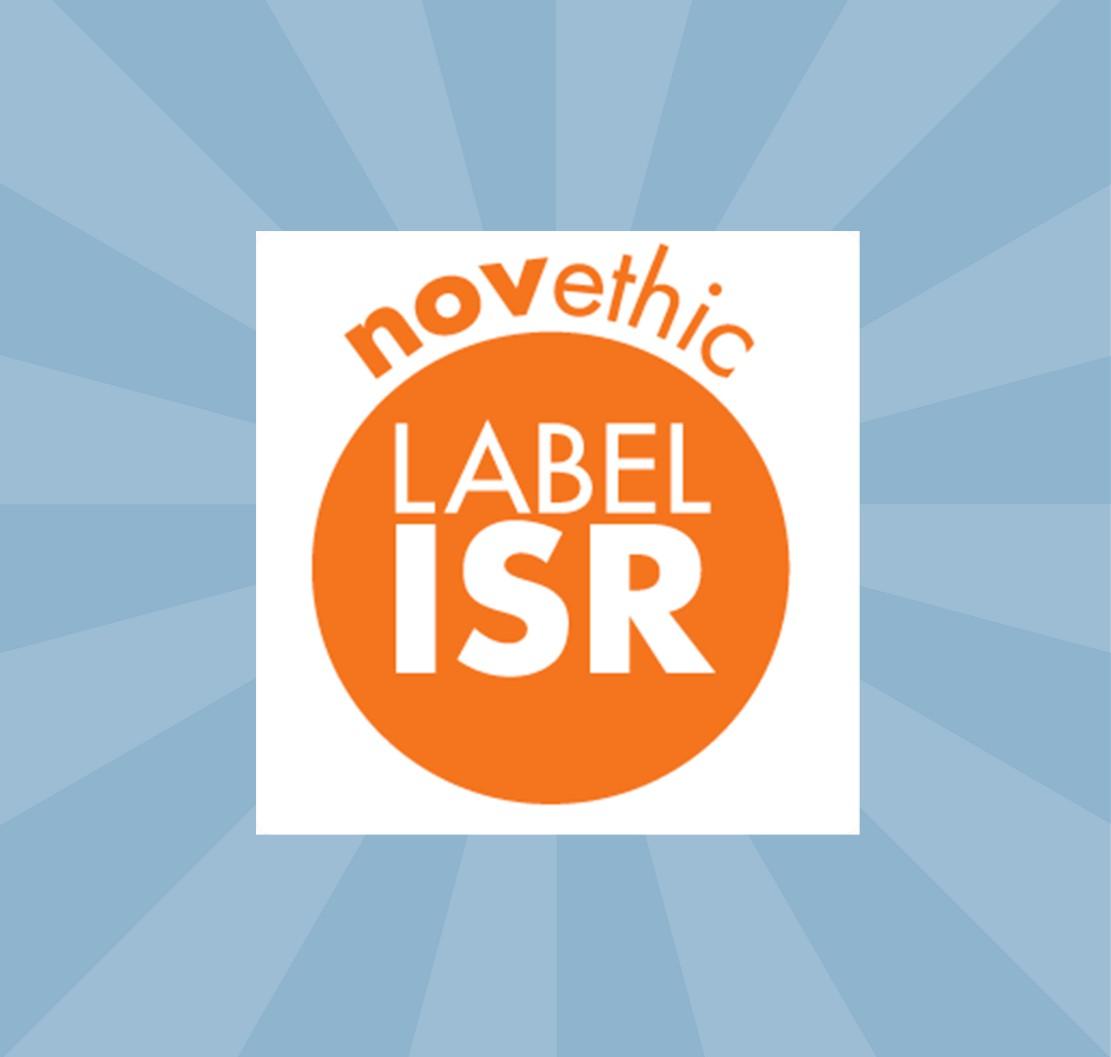 Duurzaam beleggen Label: Novethic 2013