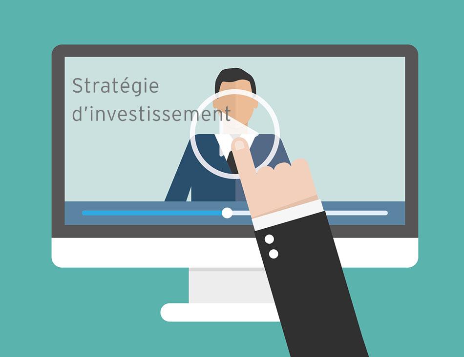Marc Craquelin présente la Stratégie d'investissement 2016