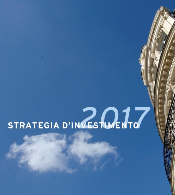 Strategia d'investimento 2017