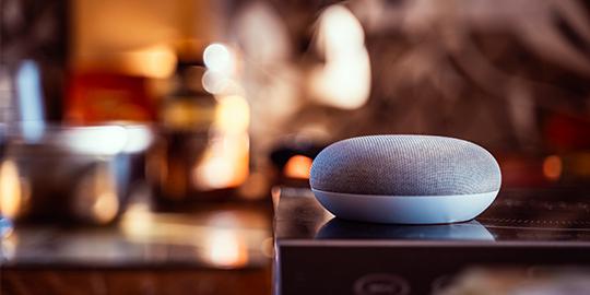 Smart Speakers / La voix de son maître