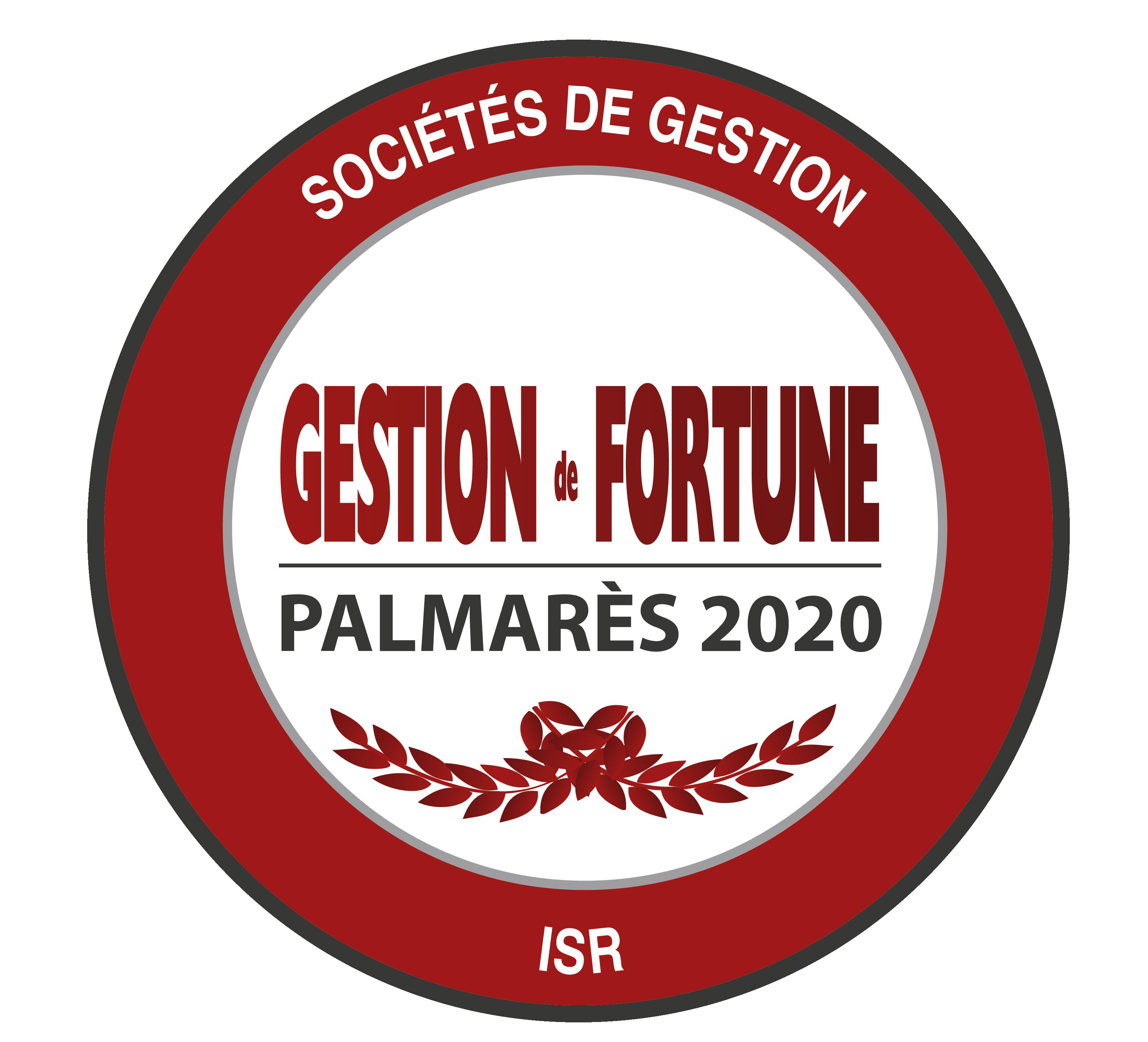 Palmarès Gestion de fortune 2020