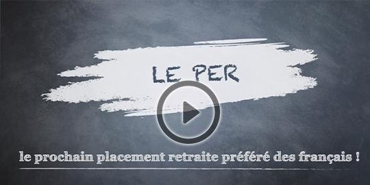 Le PER : Le prochain placement retraite préféré des Français
