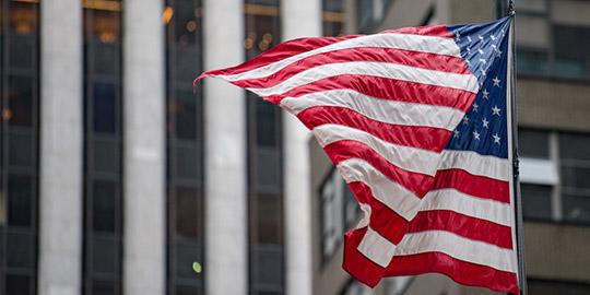American presidential election, Opus n°2
