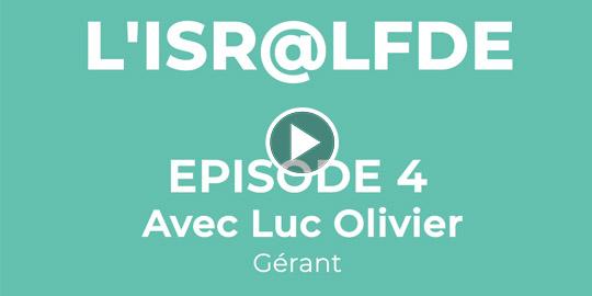 SRI@LFDE mit Luc Olivier