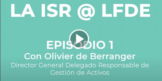 LA ISR@LFDE - Episodio 1