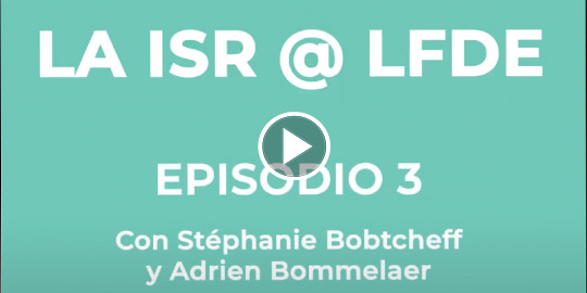 LA ISR @ LFDE - Episodio 3