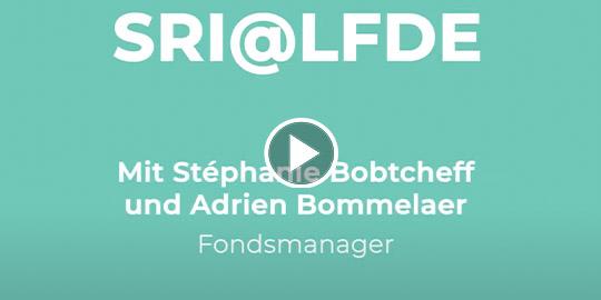 SRI@LFDE Mit Stéphanie Bobtcheff und Adrien Bommelaer