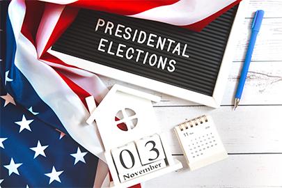 Amerikanische Präsidentschaftswahlen, Opus 3