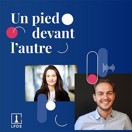 Podcast : Un pied devant l'autre - Episode 6