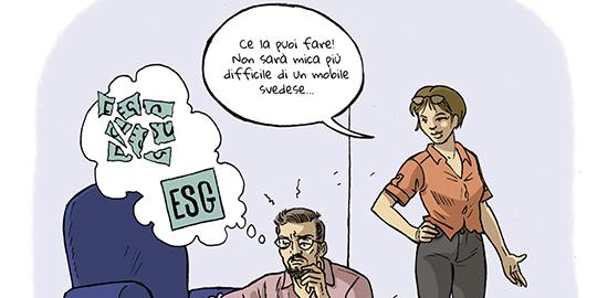 I criteri ESG