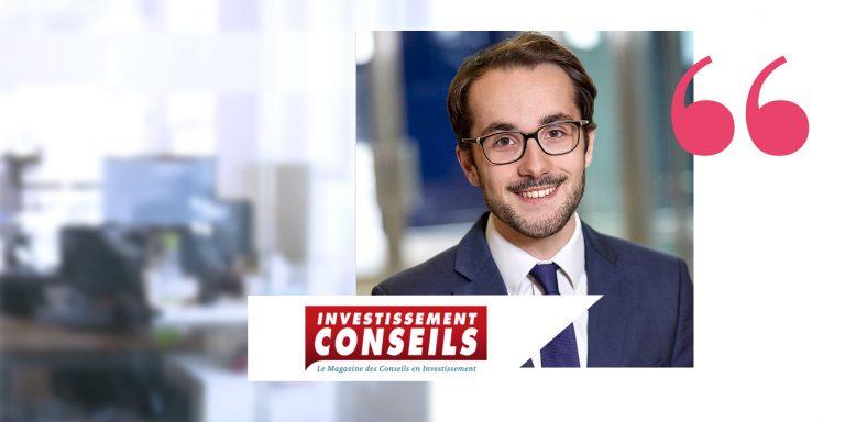 Trophées de la finance responsable : Echiquier Positive Impact Europe primé !