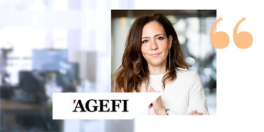 Bettina Ducat : «La Financière de l'Echiquier est passée en un an à plus de 12 milliards d'euros sous gestion»
