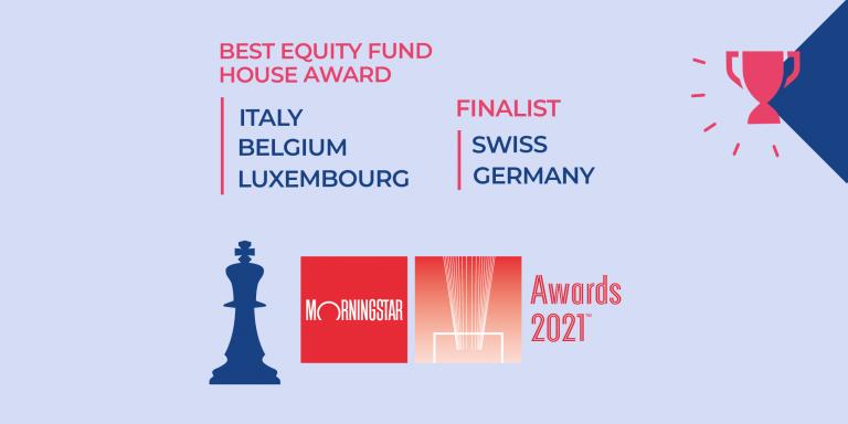 La Financière de l'Échiquier recognized throughout Europe by Morningstar