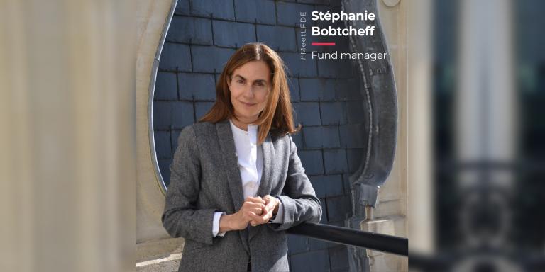 #MeetLFDE : Stéphanie Bobtcheff, CFA, Small & Mid Cap Fund Manager