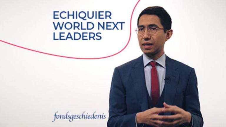 Fondsgeschiedenis - Echiquier World Next Leaders