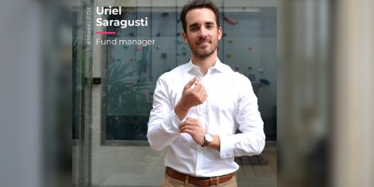 #MeetLFDE : Uriel Saragusti, Gestore obbligazioni, La Financière de l'Echiquier