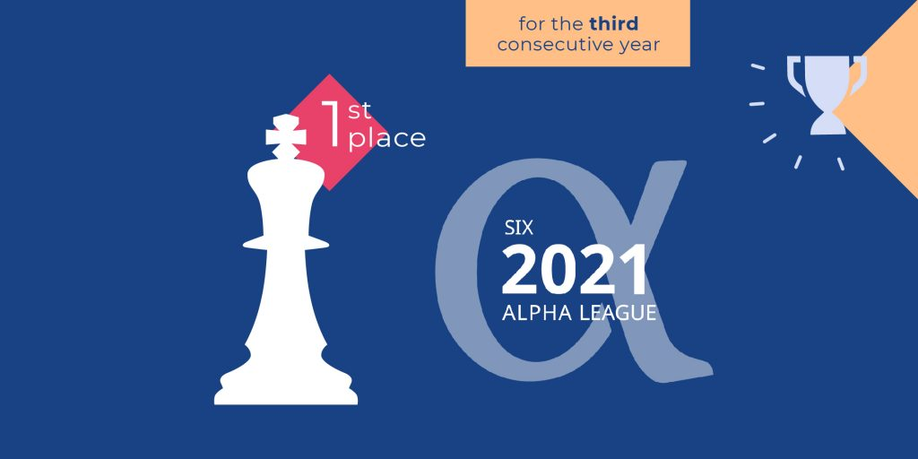 La Financière de l'Echiquier, winner of Alpha League Table for third consecutive year