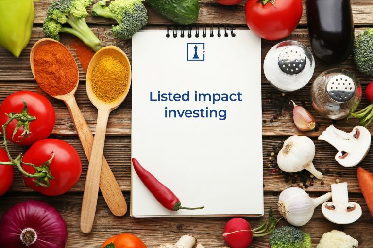 Do you know the recipe for listed impact investing ?