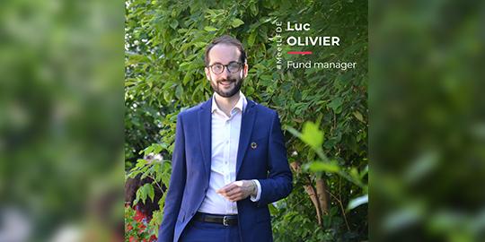 Luc Olivier, Impact Investing Fund Manager at La Financière de l'Echiquier