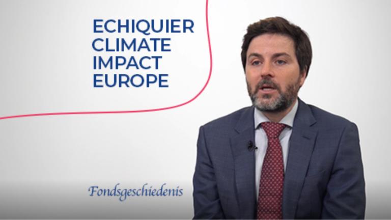 Fondsgeschiedenis - Echiquier Climate Impact Europe