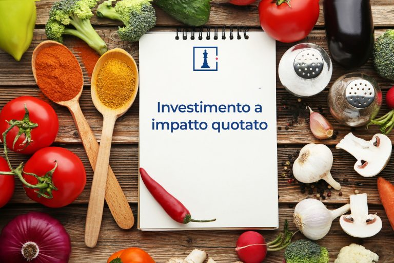 Conoscete la ricetta dell'investimento a impatto quotato?