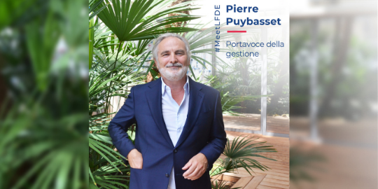 #MeetLFDE : Pierre Puybasset, Portavoce della gestione, La Financière de l'Echiquier