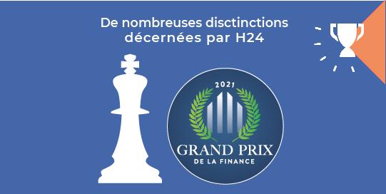 La Financière de l'Echiquier multi-primée par les Grands Prix de la Finance 2021