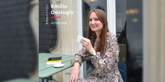 #MeetLFDE : Emilie Deslogis, Analista Azioni internazionali e tematiche