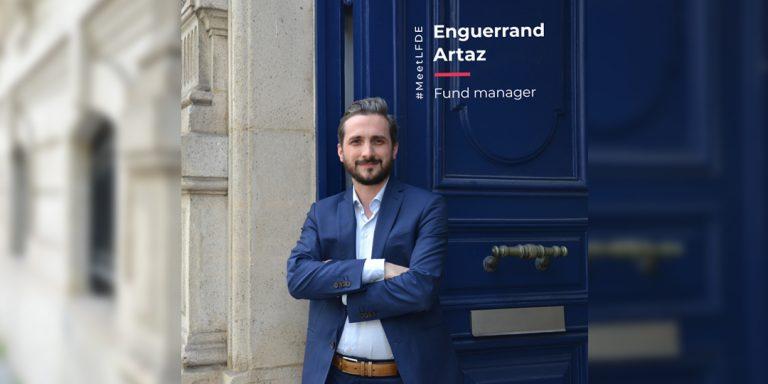 Portret #MeetLFDE Enguerrand Artaz
