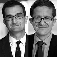 Guillaume Jourdan et Emmanuel Martin
